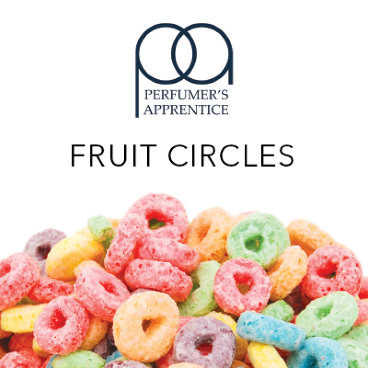 Ароматизатор TPA - Fruit Circles (Фруктовые колечки)