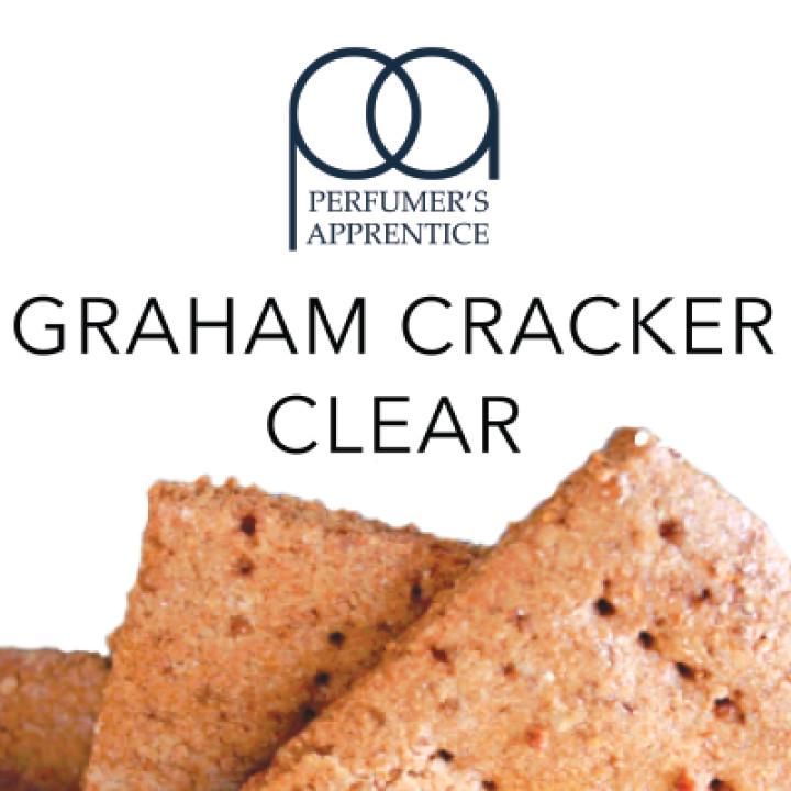 Ароматизатор TPA - Graham Cracker Clear (ЧистыйГрэхам Крекер) 5 мл