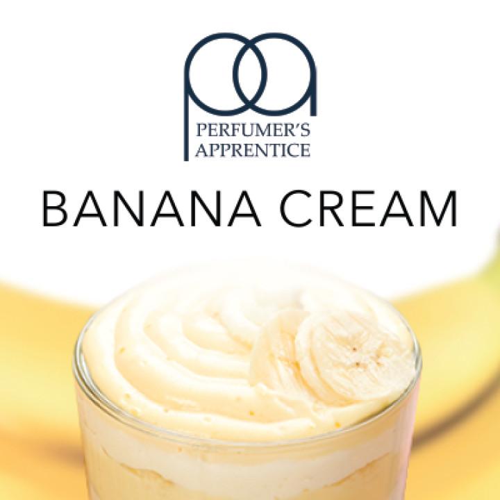 Ароматизатор TPA - Banana Cream (Банановый Крем)