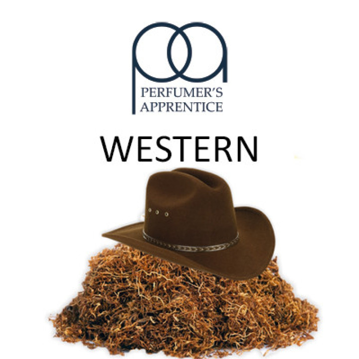 Ароматизатор TPA - Western (Вестерн)