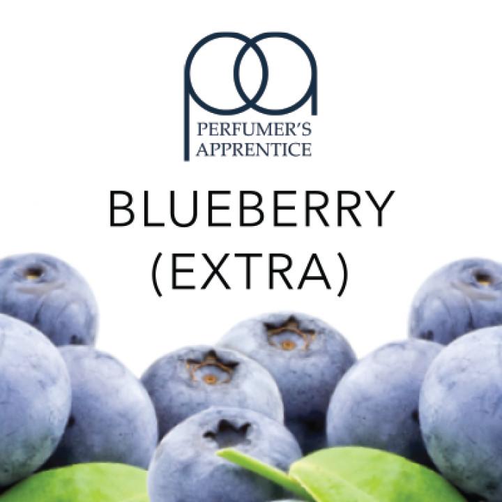 Ароматизатор TPA - Blueberry (Extra) (Черника Особая)