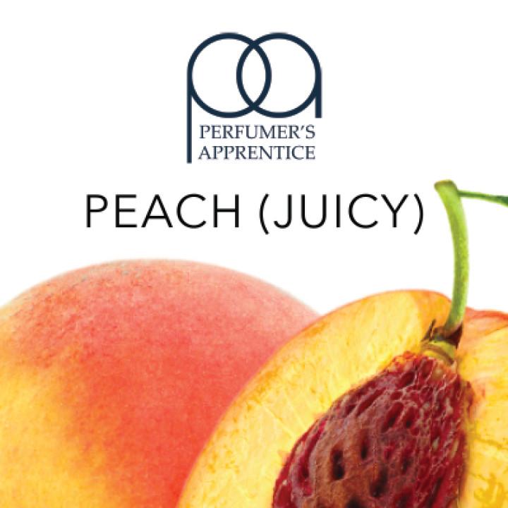 Ароматизатор TPA - Juicy Peach (Сочный Персик)