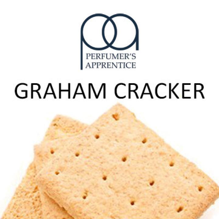 Ароматизатор TPA - Graham Cracker (Грэхам Крекер) 5 мл