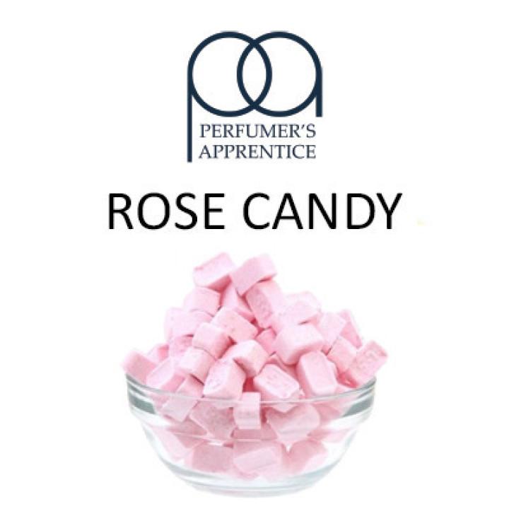 Ароматизатор TPA - Rose Candy (Конфета с Розой)