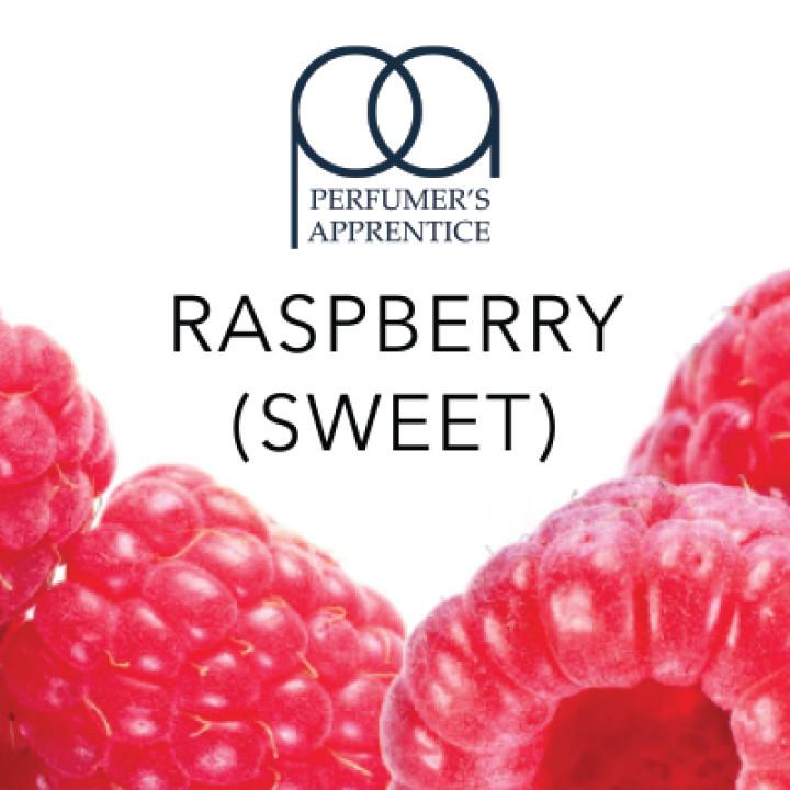 Ароматизатор TPA - Raspberry (Sweet) (Сладкая Малина)