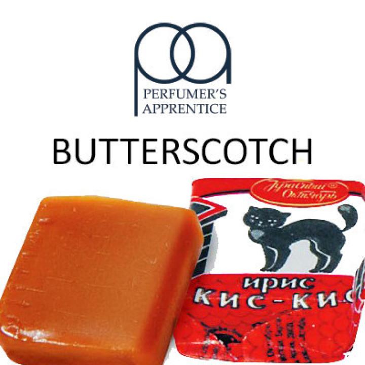 Ароматизатор TPA - Butterscotch (Ириска)
