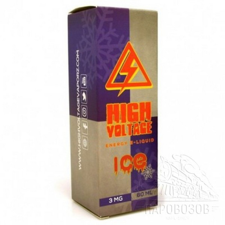 Hight voltage - Red bull ICE