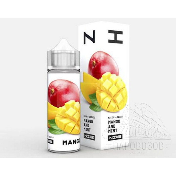 NICE - Mango and Mint