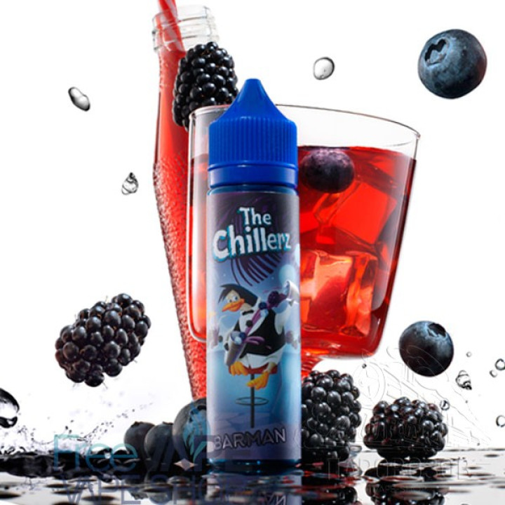 The Chillerz Barman 60мл 3