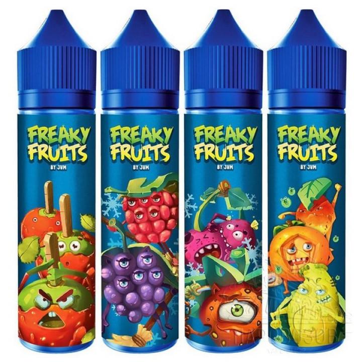 Freaky Fruits Грейпфрутовый Лимонад с долькой Груши 60мл Т