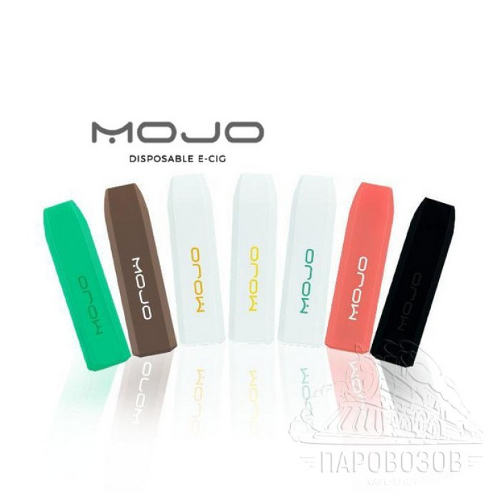 Mojo Disposable Pod Device Strawberry (5% Nic by Volume)