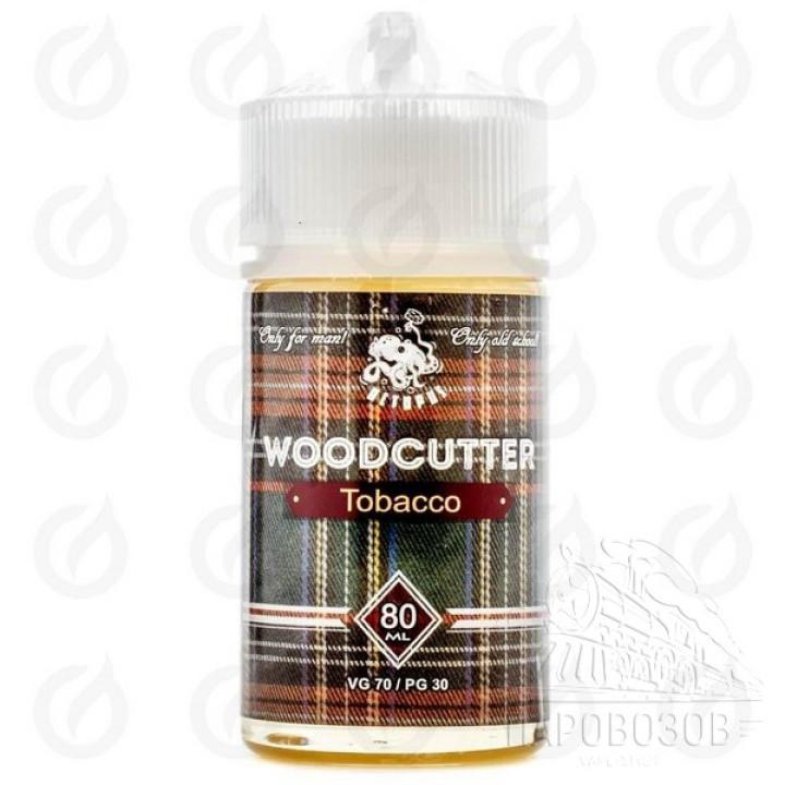 WOODCUTTER Tobacco 80ml + 2 промо