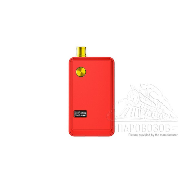 Authentic Think Vape ZETA AIO 60W VW Pod System Starter Kit Red
