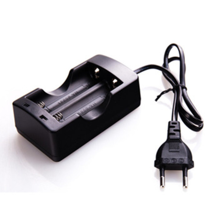 2*18650 battery charger 2 слота