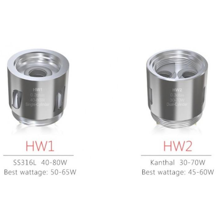 Испаритель HW1, HW2 Ello Mini