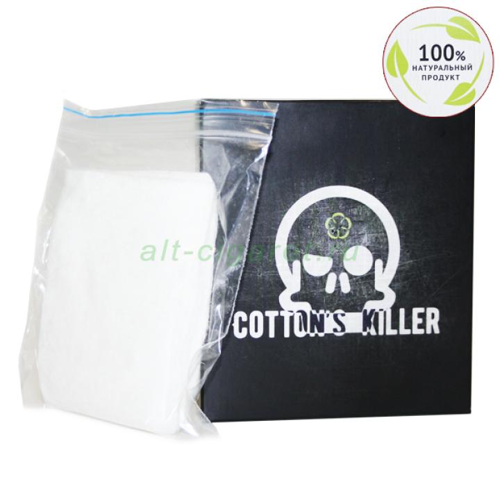 Лен Cotton Killer 6х8 см