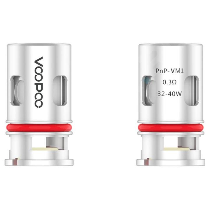 Испаритель VOOPOO PnP-VM1 0.3ohm DL Coil